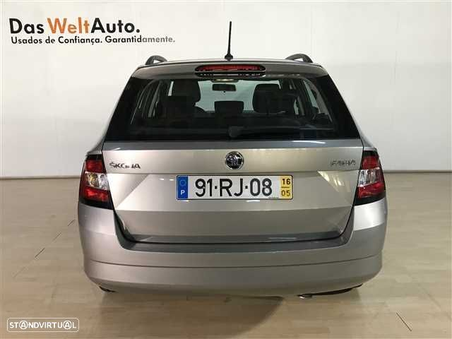 Skoda Fabia Break 1.4 TDi Ambition - 5