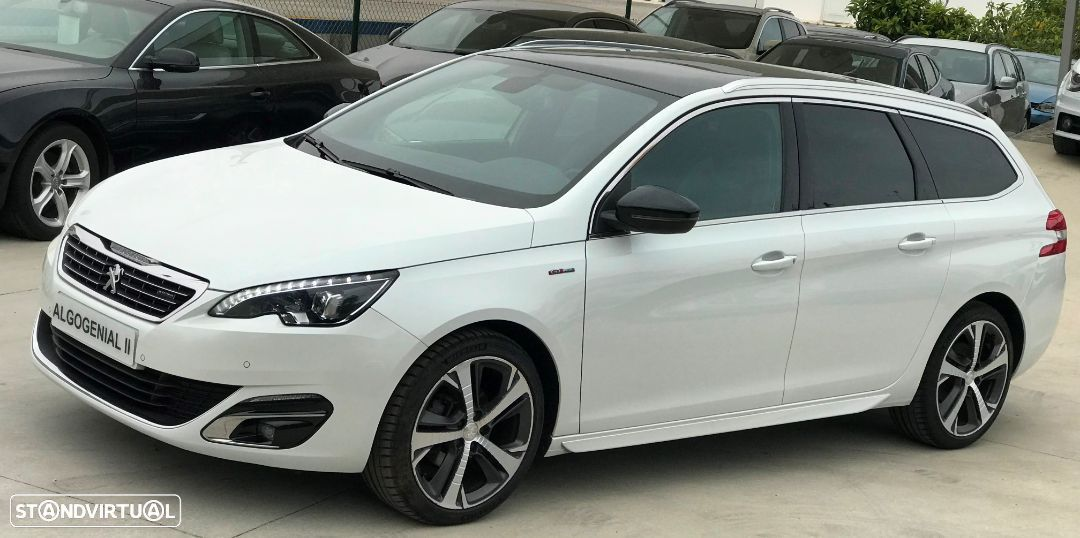 Peugeot 308 SW 1.6 e-HDI GT Line - 1