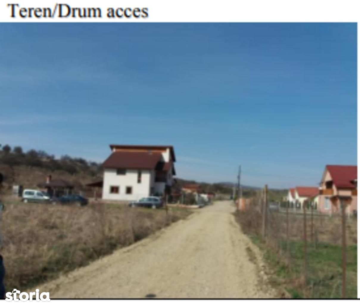 Teren de Vanzare, Bistrița-Năsăud (judet), Strada Zefirului - Foto 4