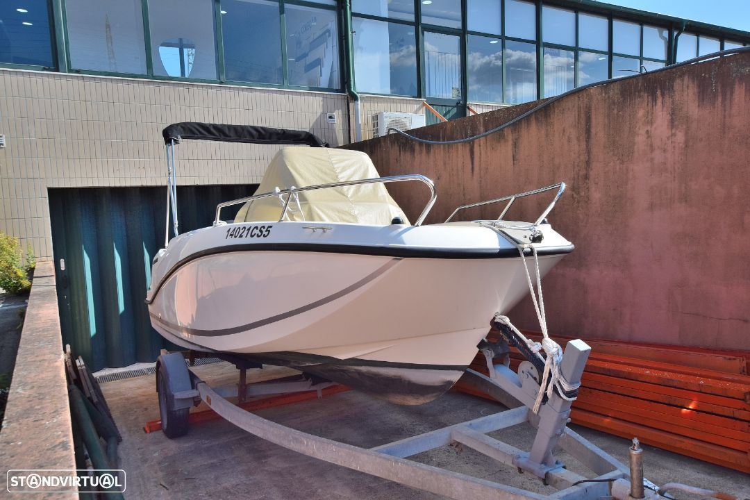 Quicksilver ACTIV 505 OPEN - 2