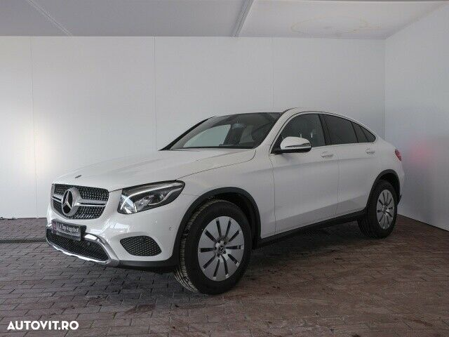 Mercedes-Benz GLC Coupe - 15