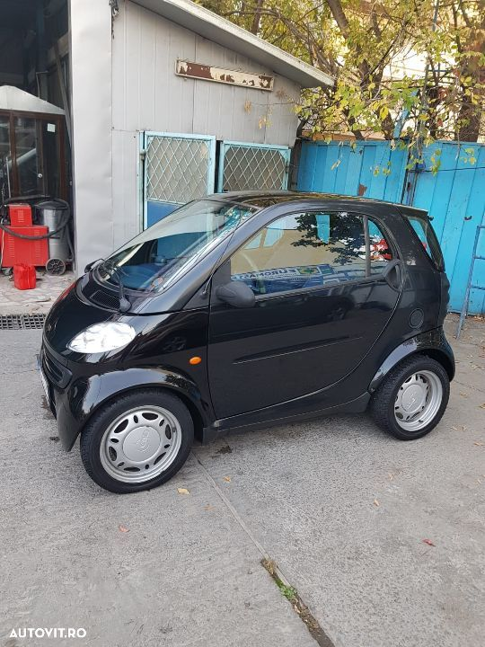 Smart Fortwo - 1
