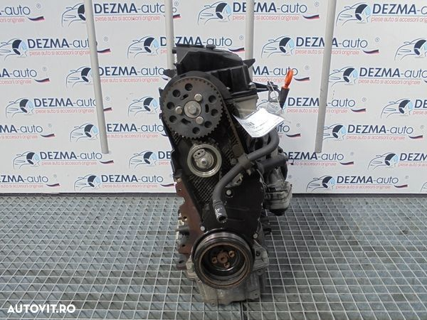 Motor , Vw Touran 1.9tdi - 1