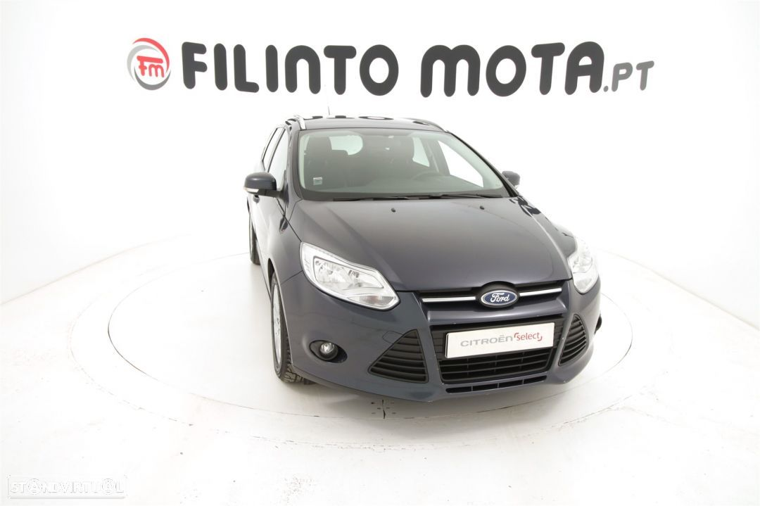 Ford Focus SW 1.6 TDCi Trend Easy - 12