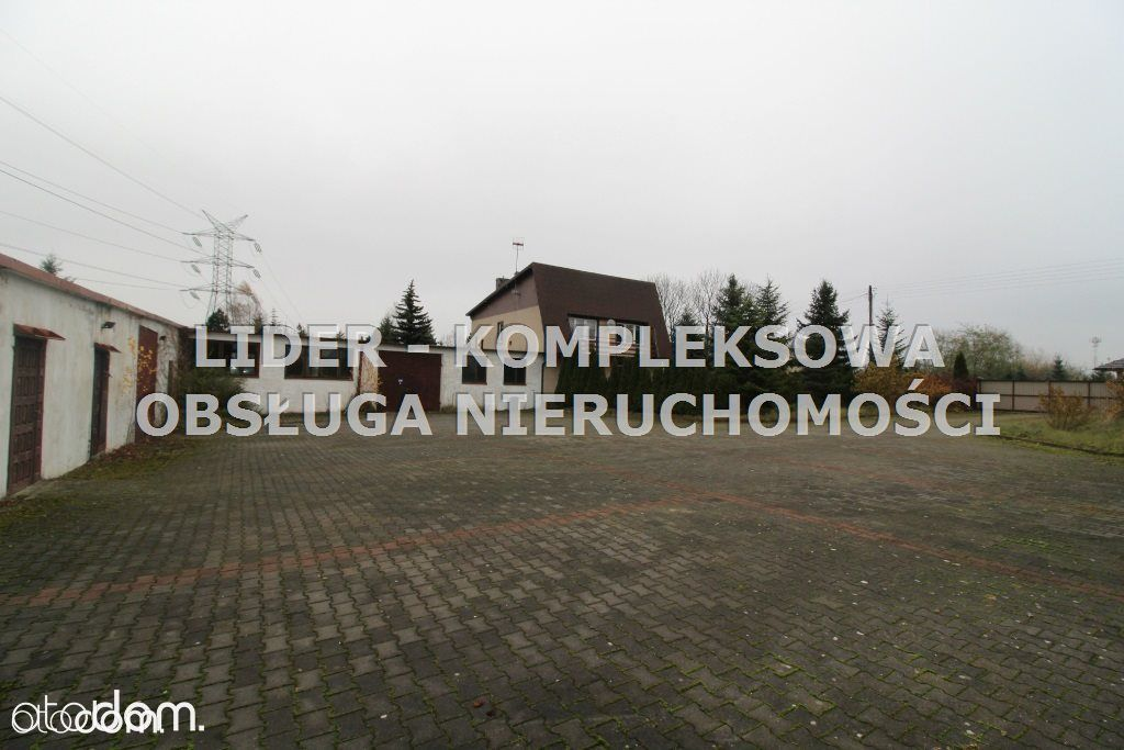 Lokal użytkowy na sprzedaż, Zrębice, częstochowski, śląskie - Foto 1