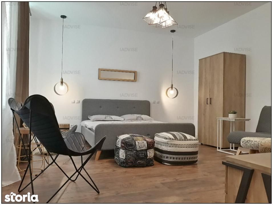 Apartament de inchiriat, Brașov (judet), Strada Michael Weiss - Foto 1