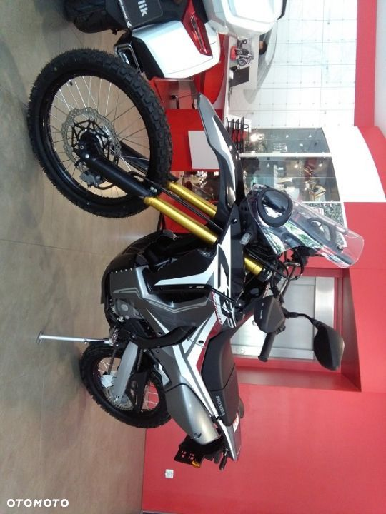 Honda CRF 250 Rally ABS, 2019, nowy model, transport, gwarancja, ASO - 5
