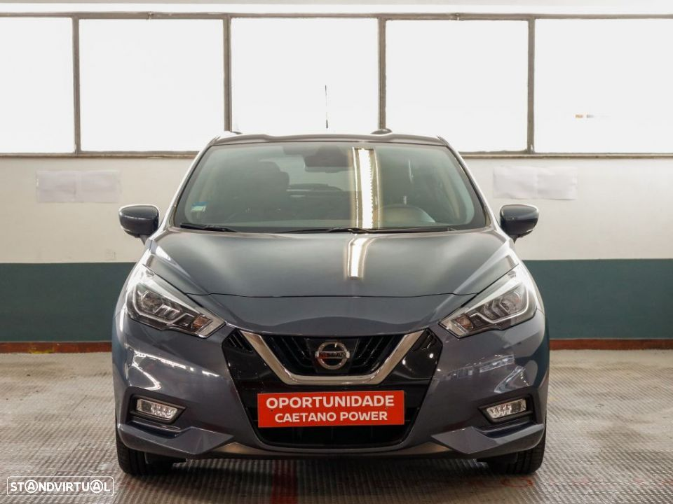 Nissan Micra 1.5dCi 66 kW (90 CV) S&S N-Connecta P.360+P.V.LED - 3