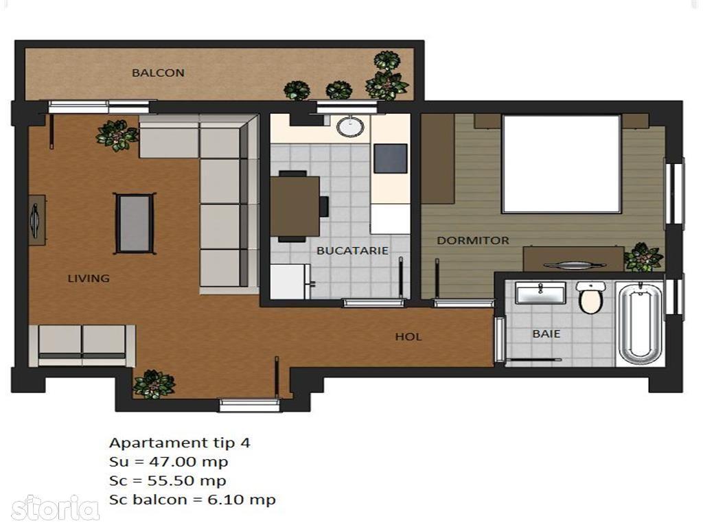 Apartament de vanzare, Iași (judet), Strada Gavril Muzicescu - Foto 3