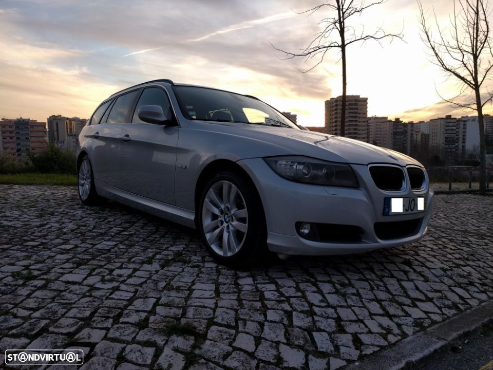 BMW 320 184cv Touring Pack M - 1