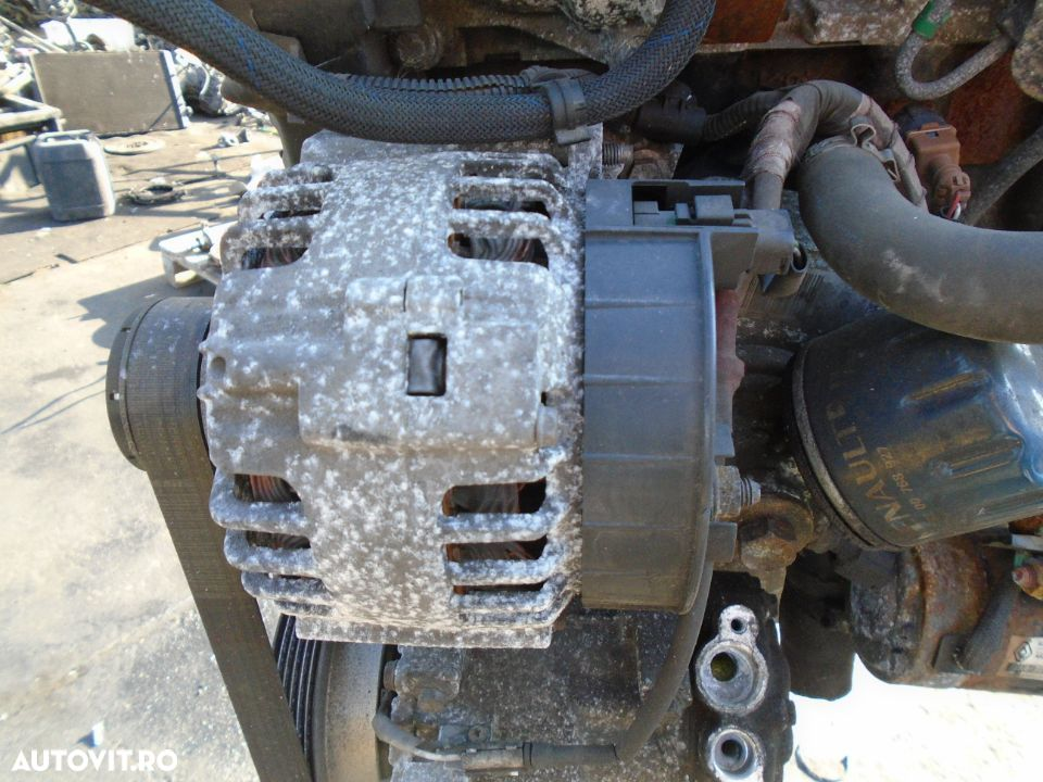 Alternator Dacia Logan 1.5 DCI E4 din 2008 - 1