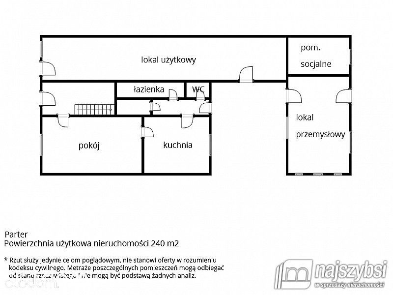 Dom na sprzedaż, Darłowo, sławieński, zachodniopomorskie - Foto 8