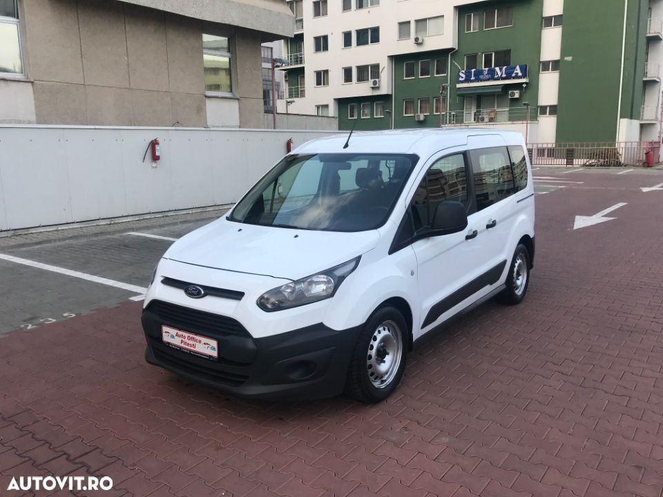 Ford TRANSIT CONNECT MARFA+PERSOANE - 1