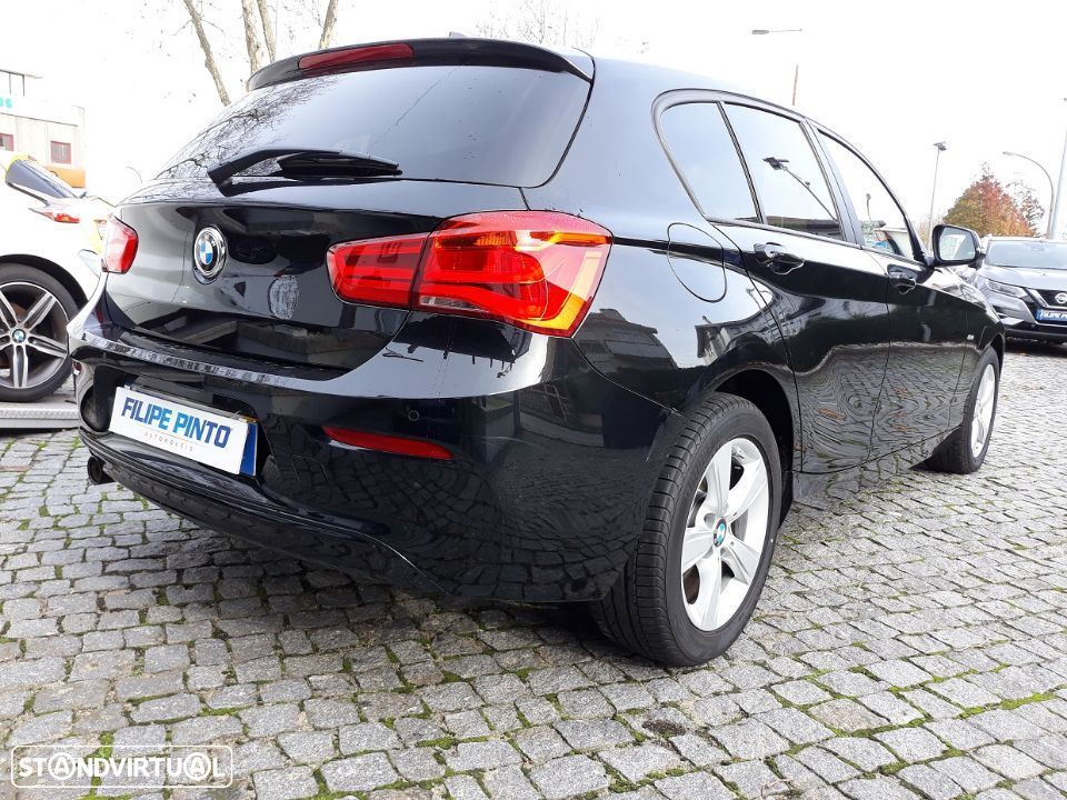 BMW 116 D Sport Line Edynamics | LED - 3