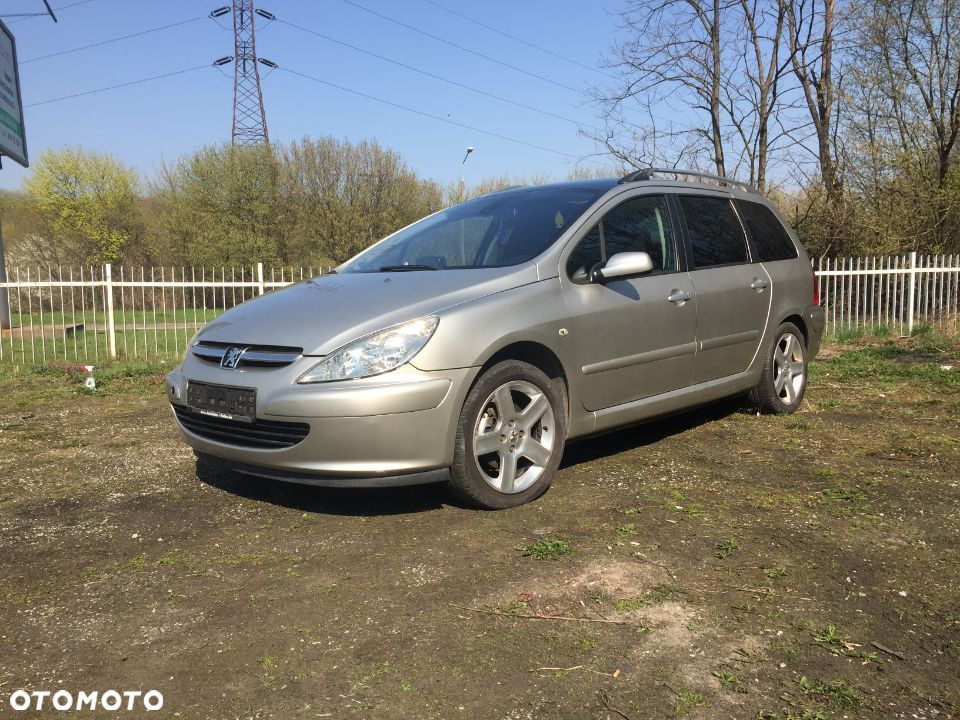 Peugeot 307 Super stan Panorama Klima Lift - 1