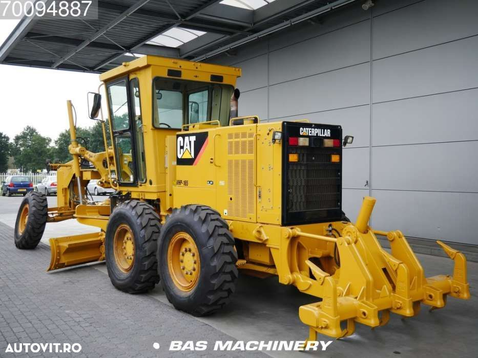 Caterpillar 12K Pushblock/Ripper - CAT product status report - 2