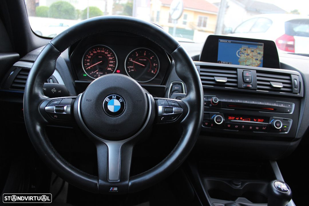 BMW 118 D PACK M PERFORMANCE - 54