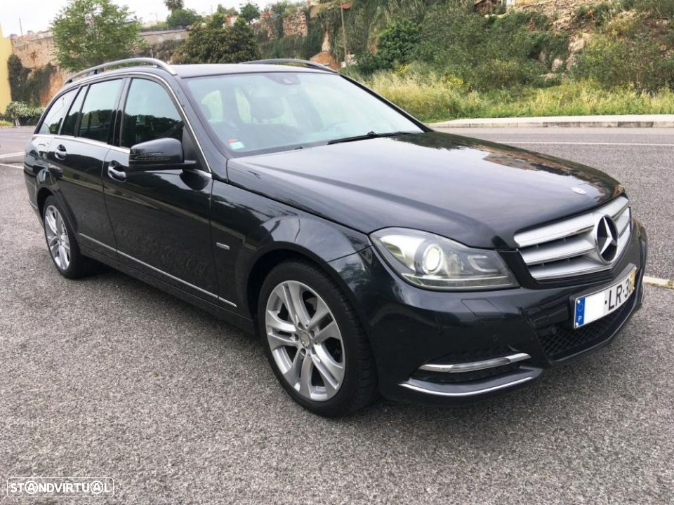 Mercedes-Benz C 220 CDi Avantgarde - 9