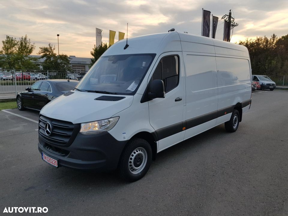 Mercedes-Benz Sprinter 316 KA 14MC NEW MODEL 2018 - 1