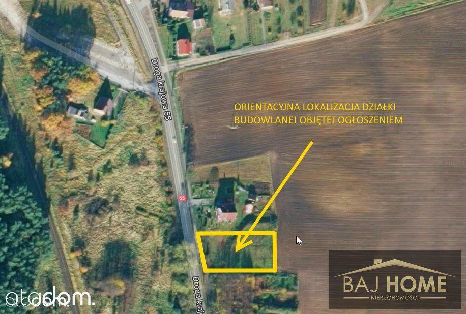 Działka na sprzedaż, Brachlewo, kwidzyński, pomorskie - Foto 1