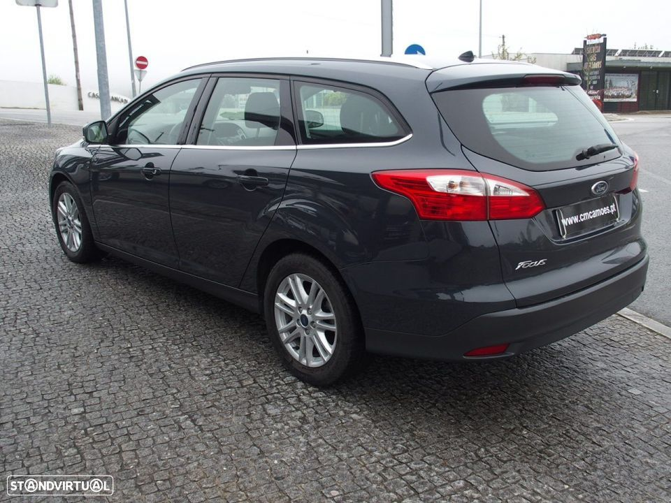 Ford Focus SW 1.6 TDCI Trend Econetic - 11