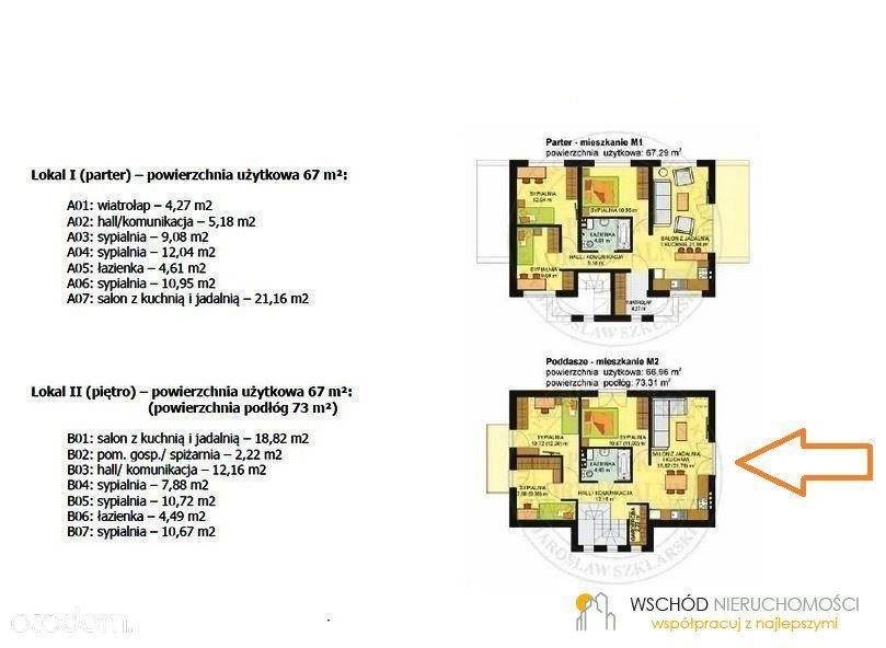 Mieszkanie na sprzedaż, Modlnica, krakowski, małopolskie - Foto 3