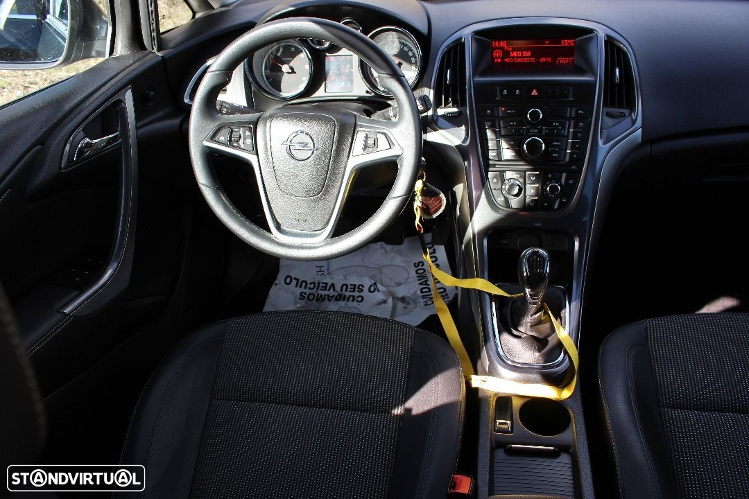 Opel Astra Sports Tourer 1.7 cdi Cosmo S  S - 20