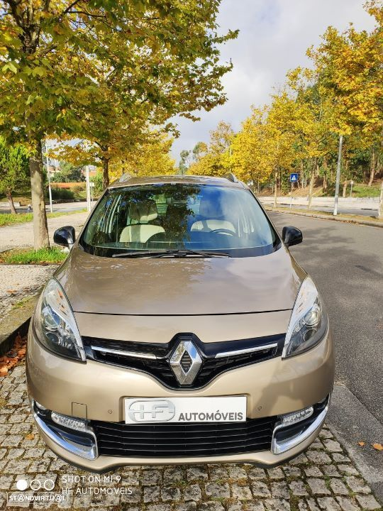 Renault Grand Scénic G. 1.5 dCi Privilège Luxe - 1