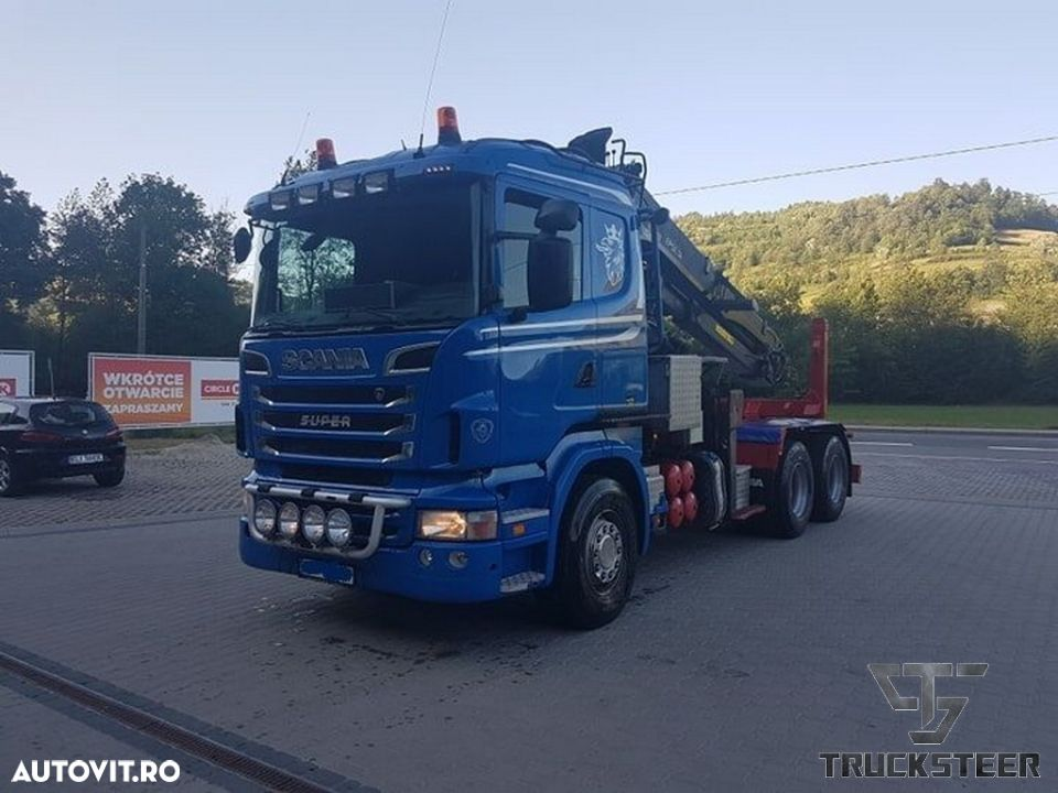 Scania R620 Manuala E5 Epsilon 290 2010 - 1