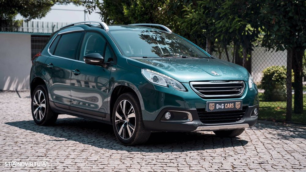 Peugeot 2008 URBAN CROSS 1.6 de 100CV - 1