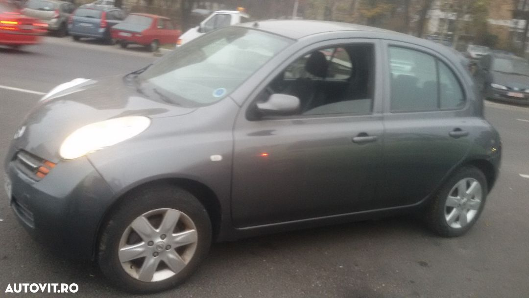 ABS Nissan Micra K12 - 2