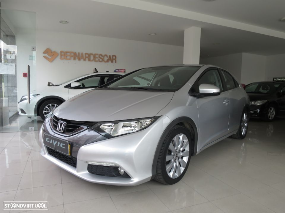 Honda Civic 5P  1.4  SPORT - 39