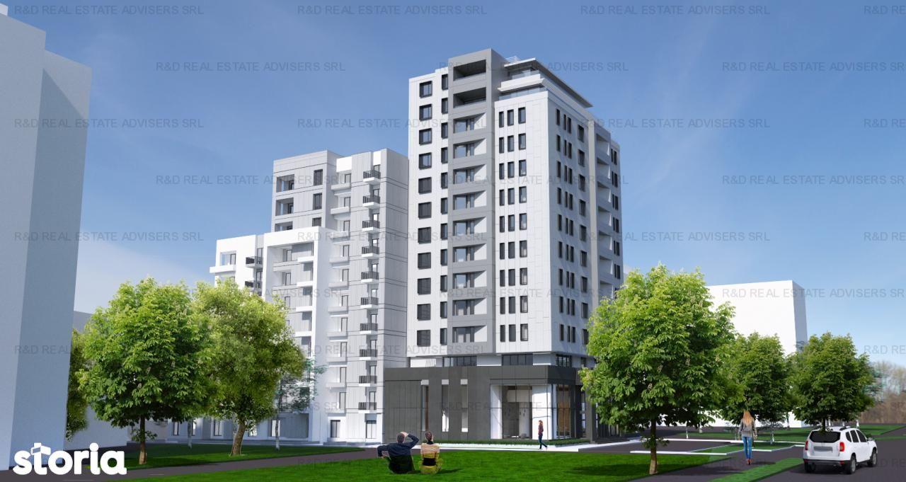 Apartament de vanzare, București (judet), Strada Anton Pann - Foto 2