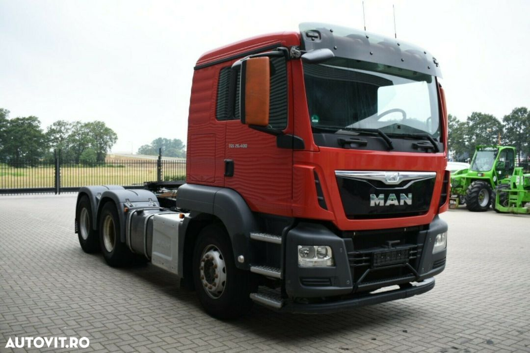 MAN TGS 26.400 EURO 6 2015 Nr. Int 10859 Leasing - 4