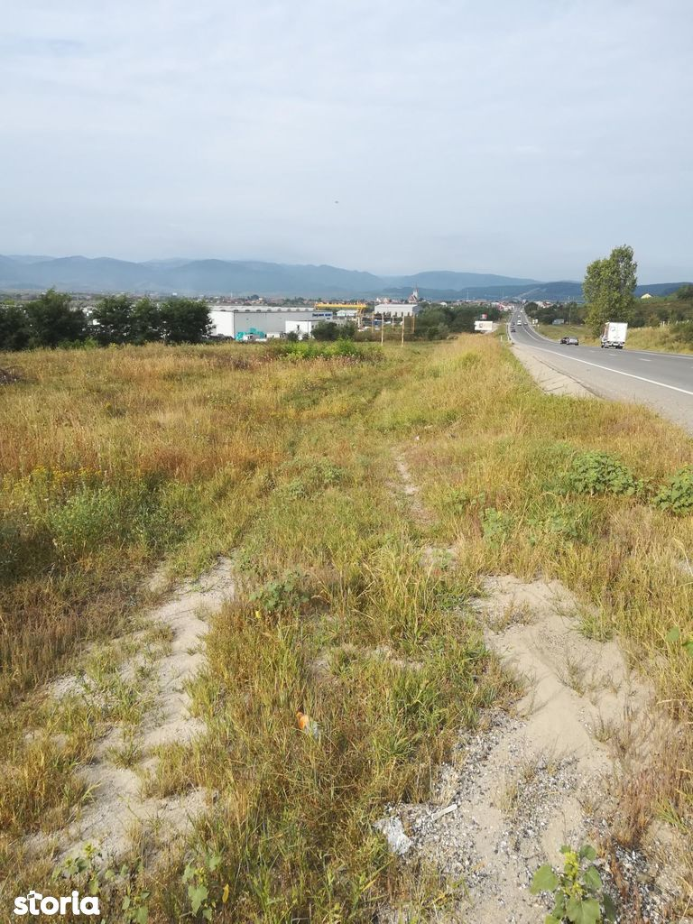 Teren de Vanzare, Sibiu (judet), Zona Industrială Vest - Foto 6