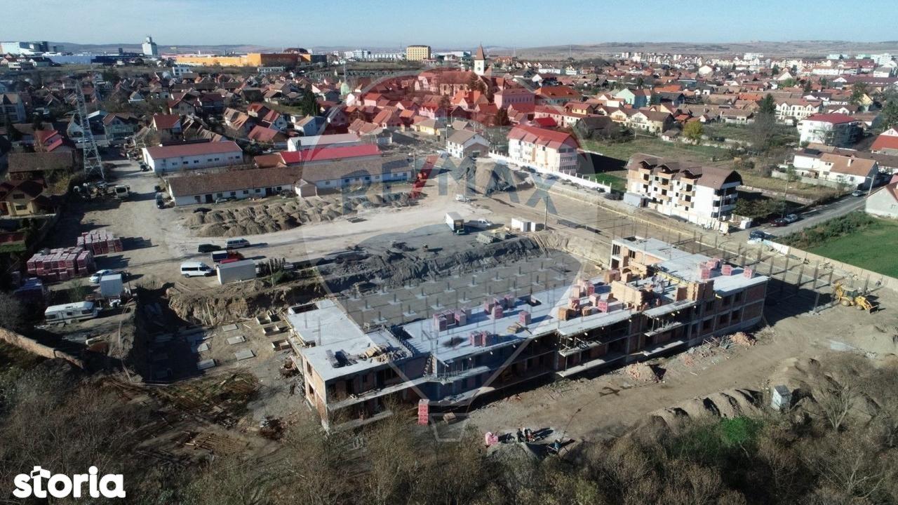 Apartament de vanzare, Sibiu (judet), Strada Rozmarinului - Foto 4