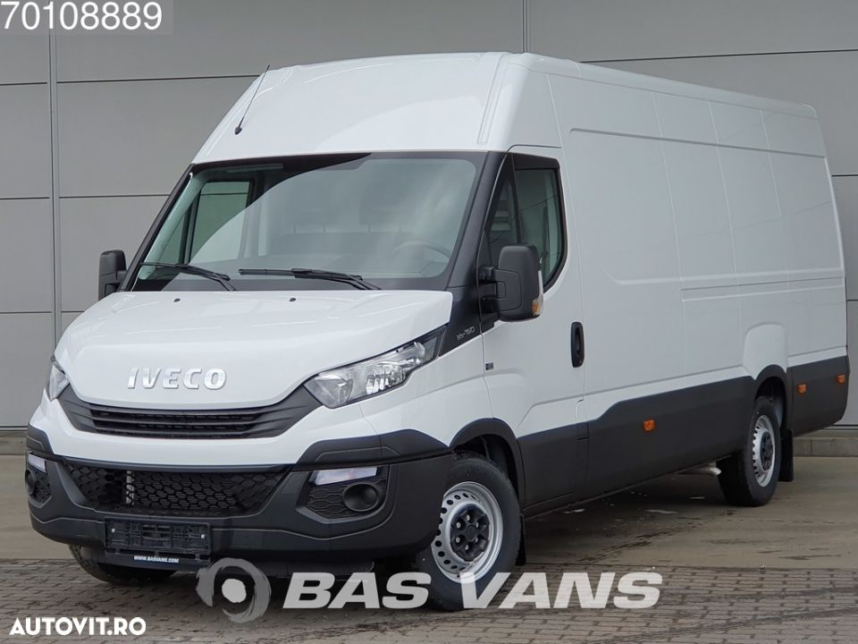 Iveco Daily 35S16 160PK Nieuw 3 Zits Cruise Control L3H2 16m3 Airco Cruise - 1