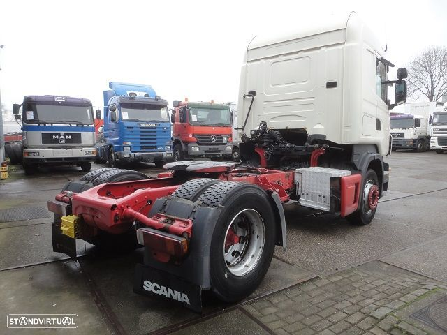 Scania R420 HIGHLINE (MANUAL GEARBOX / RETARDER / AIRCONDITIONING) - 3