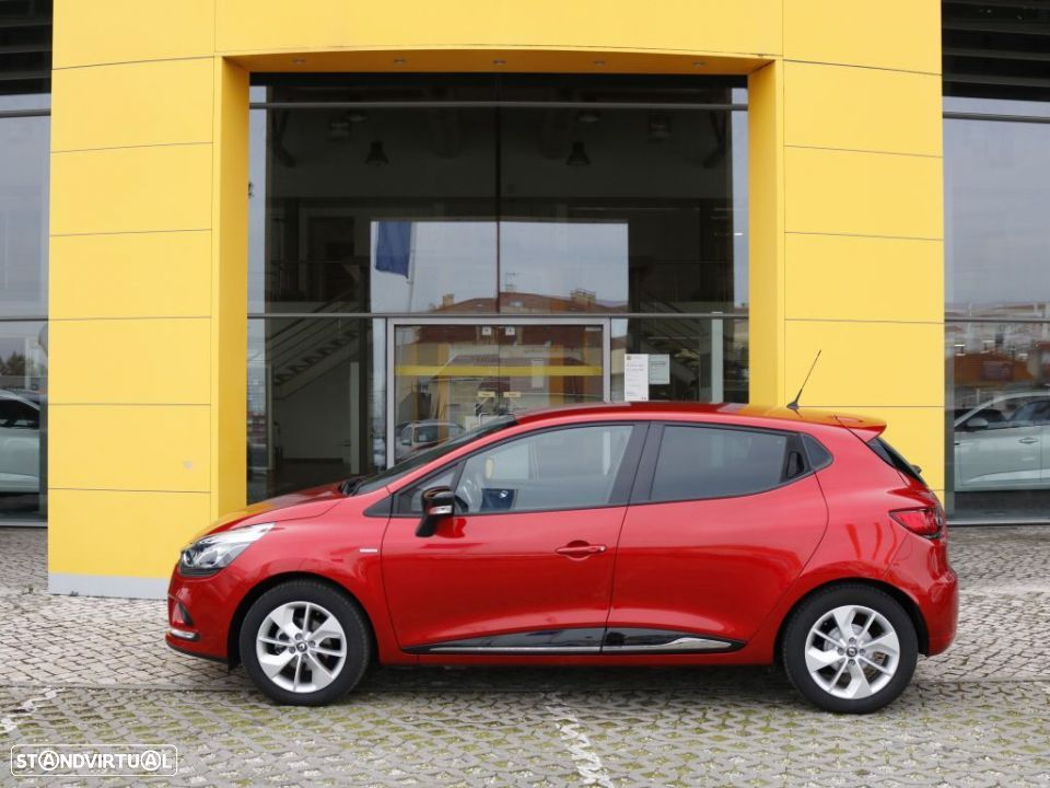 Renault Clio 1.5 dCi 90 Limited - 18