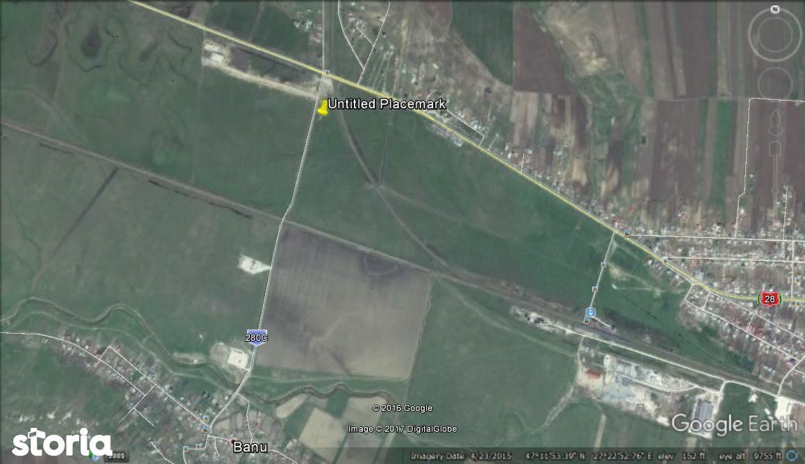 Teren de Vanzare, Iași (judet), Zona Industrială - Foto 1