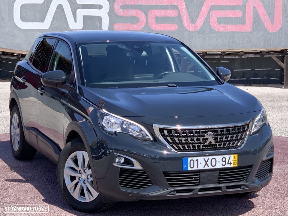 Peugeot 3008 1.6 Blue-HDi Business Line GPS - 10