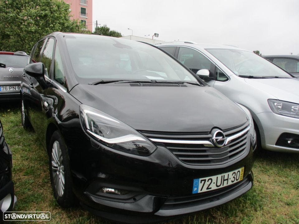 Opel Zafira 1.6 CDTI INNOVATION 134 CV - 10