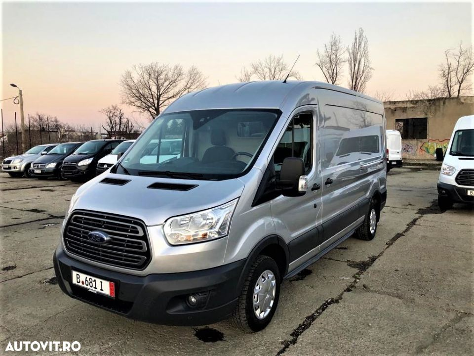 Ford TRANSIT L3 H2-IMPORT GERMANIA - 10