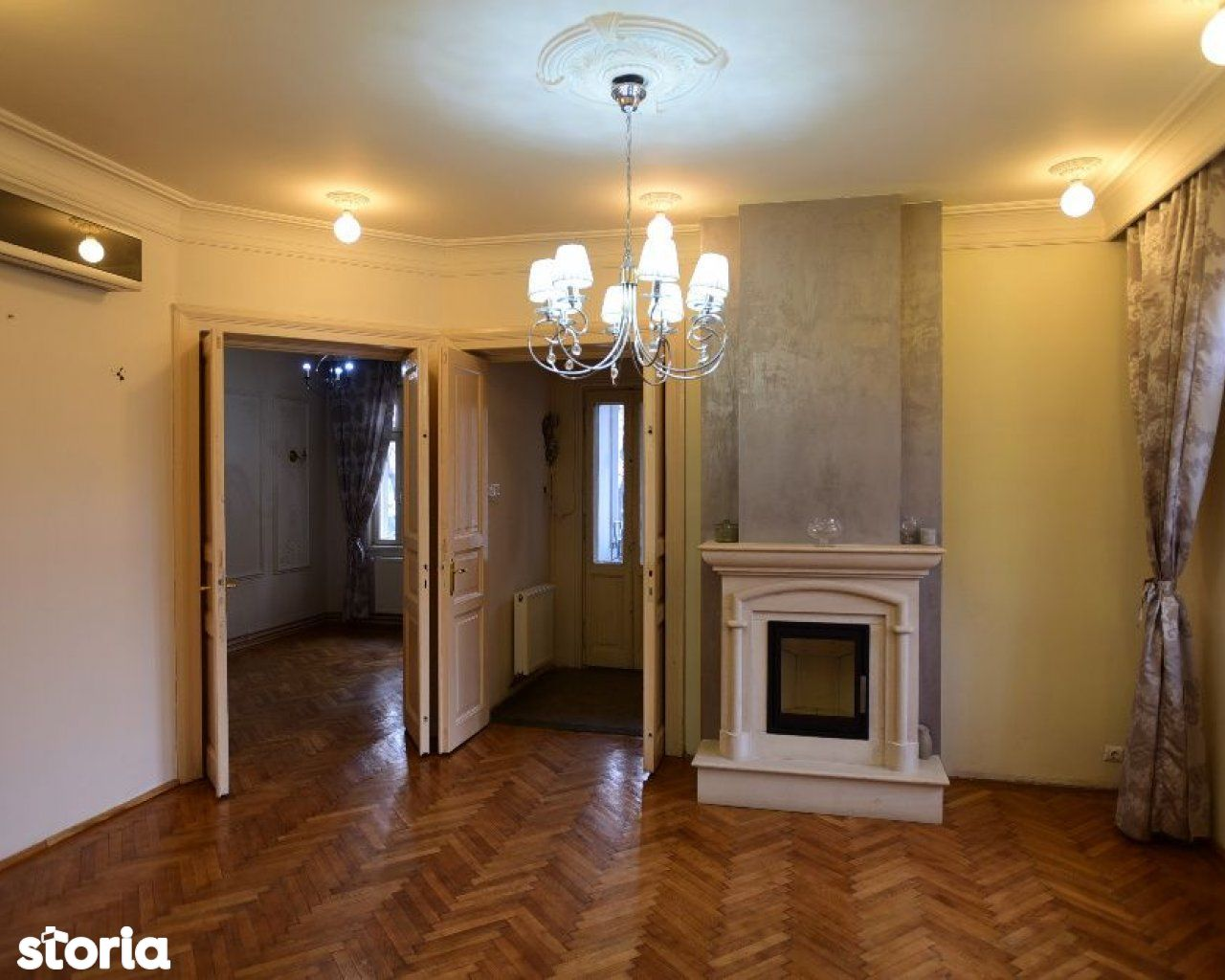 Apartament de inchiriat, București (judet), Strada Roma - Foto 1