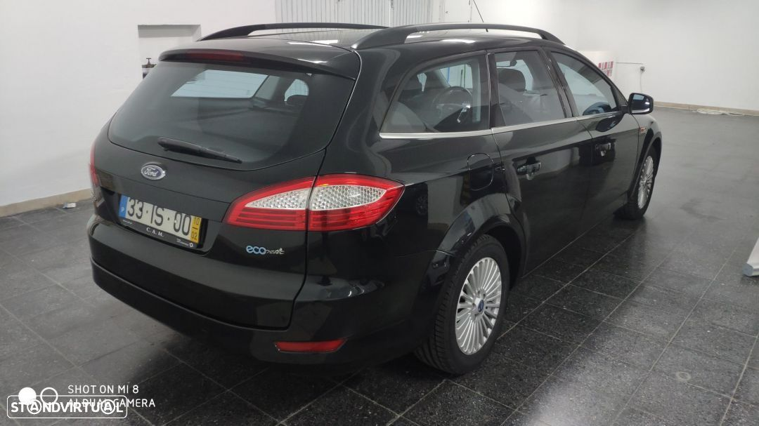 Ford Mondeo SW 1.8 - 25