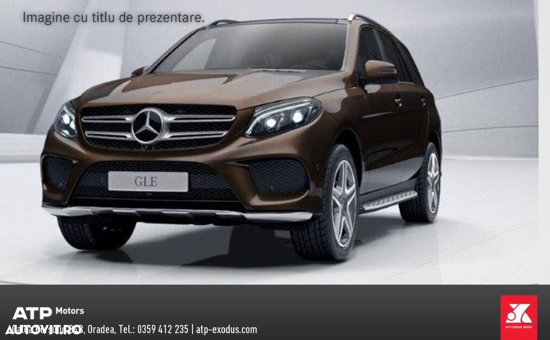 Mercedes-Benz GLE - 7