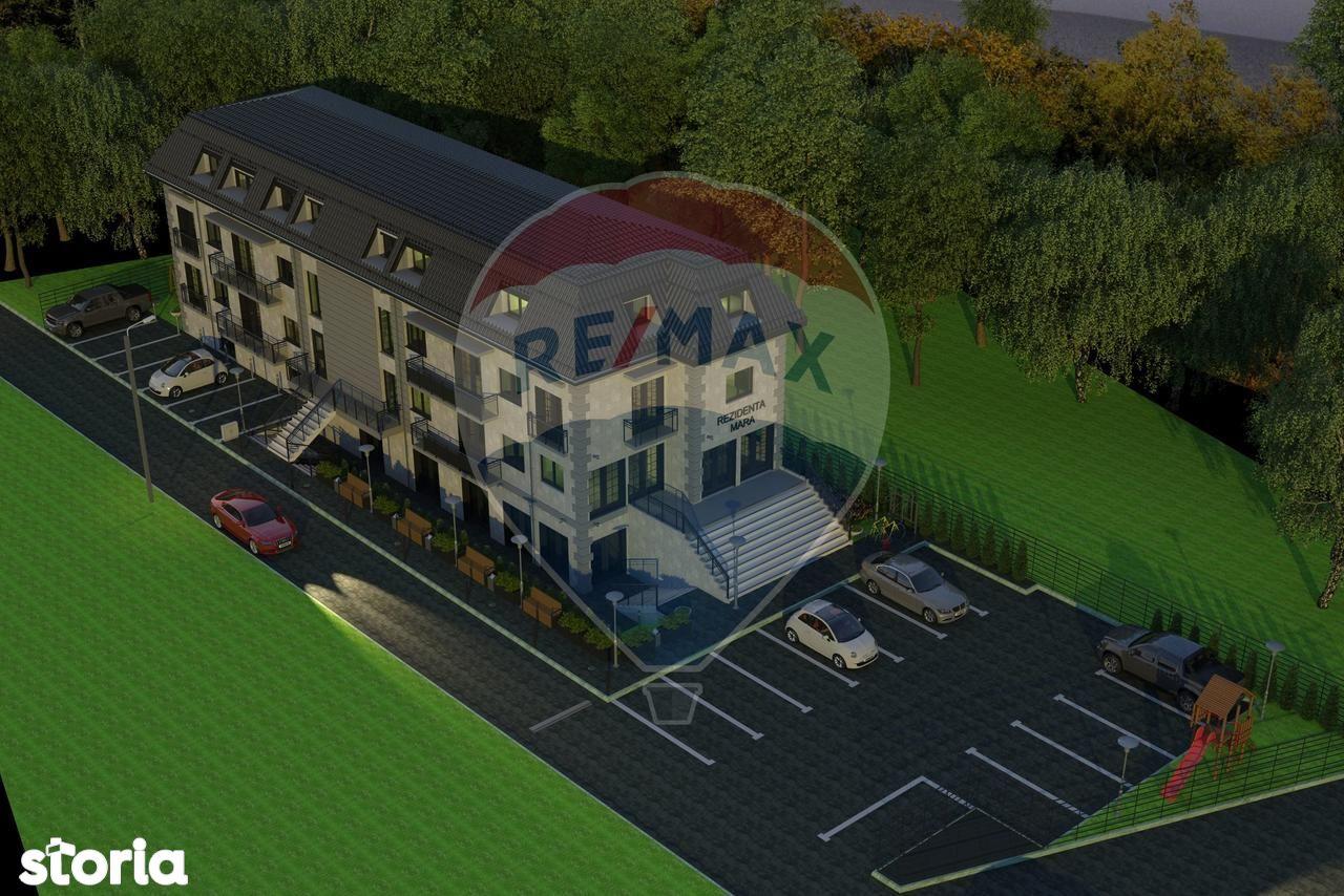 Apartament de vanzare, Sibiu (judet), Strada Rășinari - Foto 14