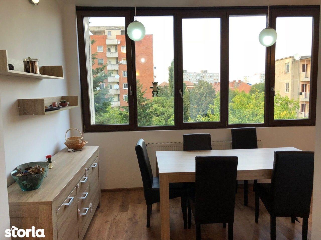 Apartament de inchiriat, Timiș (judet), Strada Nicu Filipescu - Foto 4