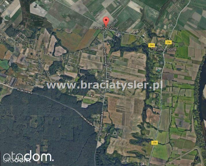 Działka na sprzedaż, Strzelce Górne, bydgoski, kujawsko-pomorskie - Foto 1