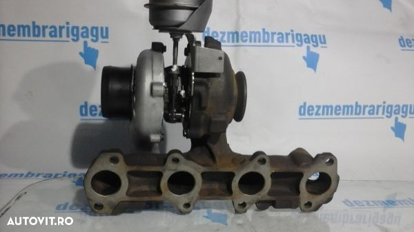 TURBINA RECONDITIONATA Z19DTH - 2